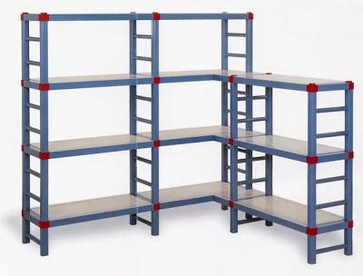 plastic shelving - Plastic Shelving Units. . Plastic Shelving. . 72in H X 36in W X