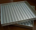Aluminium & Stainless Steel Trays