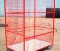 Large Mesh Trolley