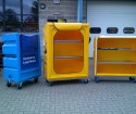 Plastic Cages and Delivery Units